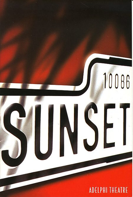 Sunset Boulevard (UK 1997) - Petula Clark/Graham Bickley - Adelphi Theatre