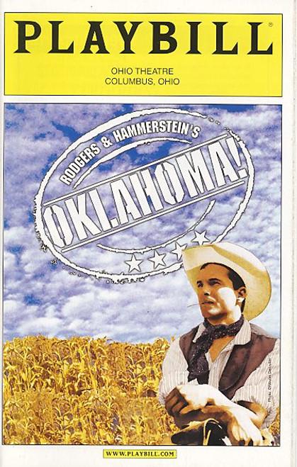 Oklahoma (Musical) Brandon Andrus, Gordon Gray, Thomas Hallett, Tom Lucca  Ohio Theatre Columbus