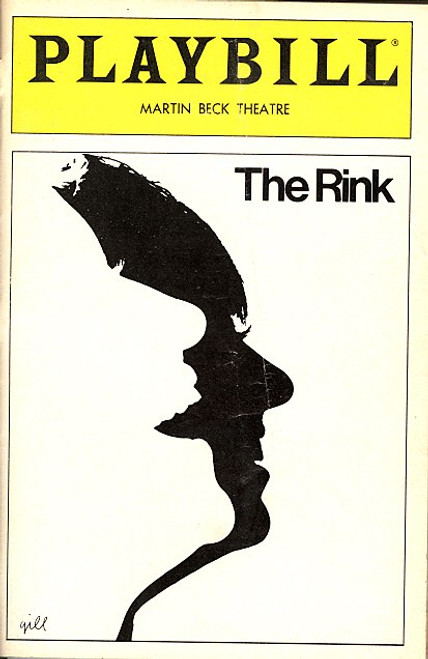 The Rink (Musical) OBC   Liza Minnelli, Chita Rivera, Jason Alexander, Ron Carroll  Martin Beck Theatre