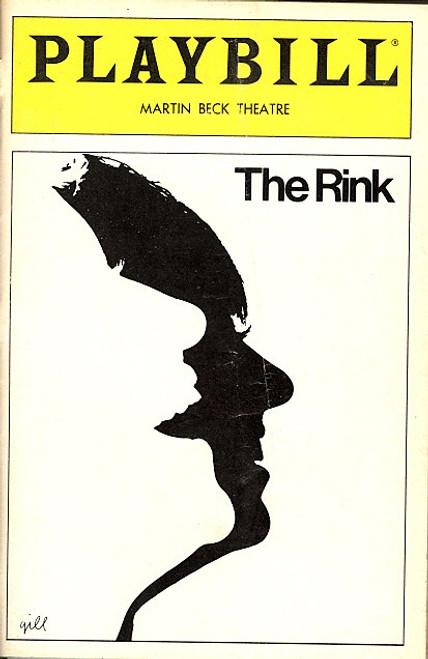 The Rink (Musical) OBC   Liza Minnelli, Chita Rivera, Jason Alexander, Ron Carroll  Martin Beck Theatre
