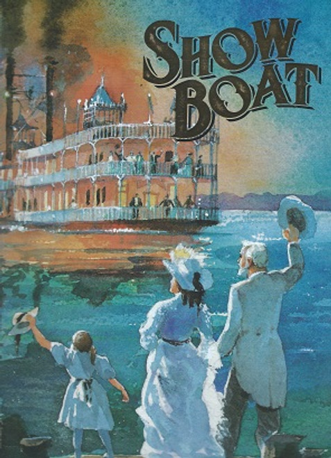 Show Boat is a musical in two acts with music by Jerome Kern and book and lyrics by Oscar Hammerstein II. It was based on the 1926 novel of the same name by Edna Ferber