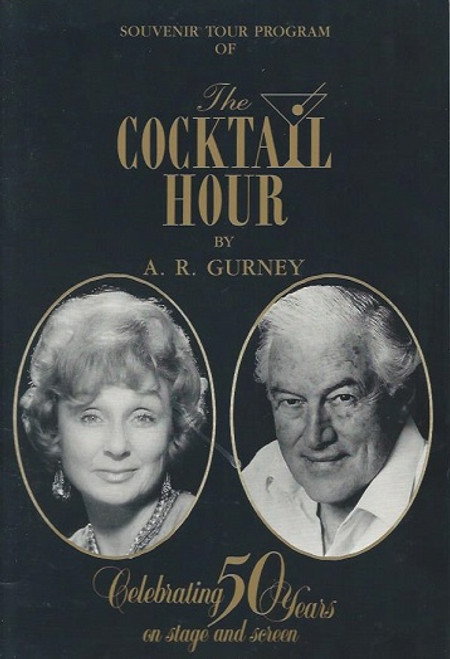 The Cocktail Hour is a comedy of manners by A. R. Gurney. It premiered in June 1988 in San Diego, California at the Old Globe Theatre and, on October 20, 1988, in New York City at the Off Broadway Promenade Theatre
