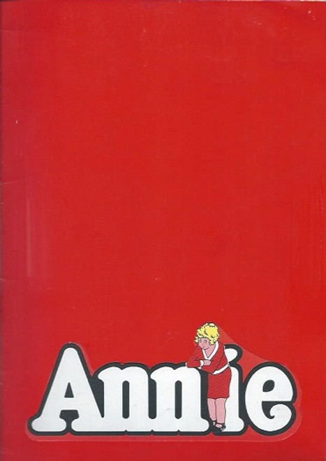 Annie (Musical), Jill Perryman Hayes Gordon – 1979 at Her Majesty's Theatre Melbourne Australia, Jill Perryman, Hayes Gordon, Nancye Hayes, Sally Ann Bourne, Sandra Knowles, Noel Craven, Anne Grigg, John English