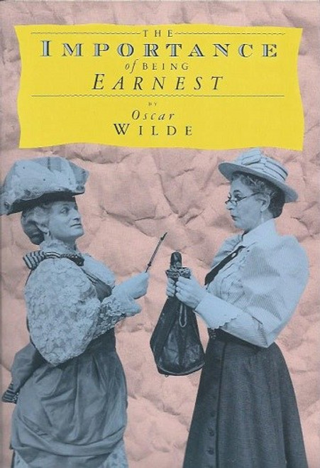 The Importance of Being Earnest, A Trivial Comedy for Serious People is a play by Oscar Wilde. First performed on 14 February 1895 at St. James's Theatre in London