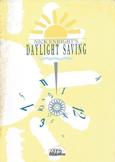 Daylight Saving is a comedy by Nick Enright about a married couple living in north Sydney, Melbourne Theatre Company 1990