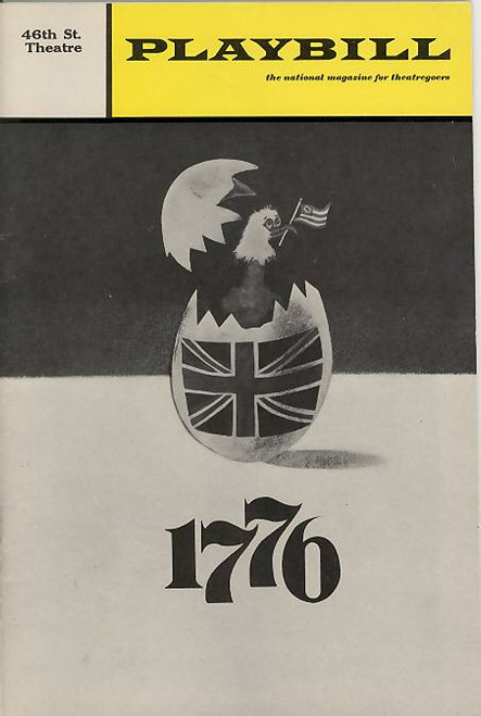 1776 March 1970 Cover
