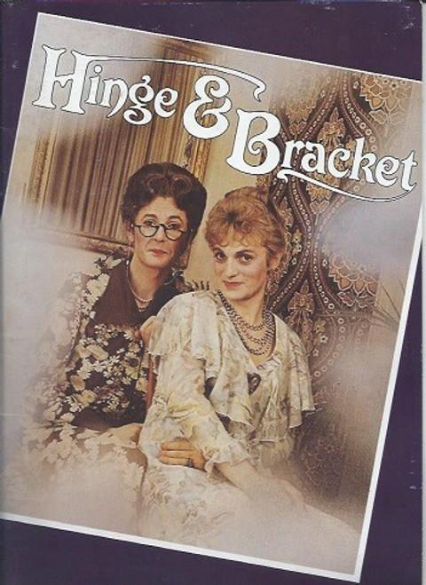 Hinge and Bracket