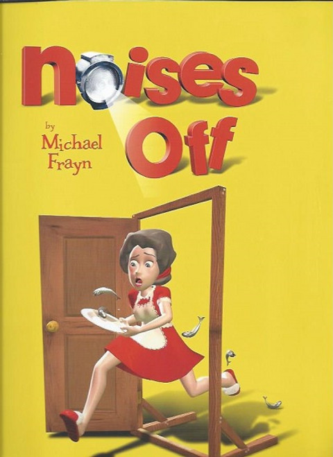 Noises Off is a 1982 play by English playwright Michael Frayn. The idea for it was born in 1970, when Frayn was standing in the wings watching a performance of Chinamen, a farce that he had written for Lynn Redgrave