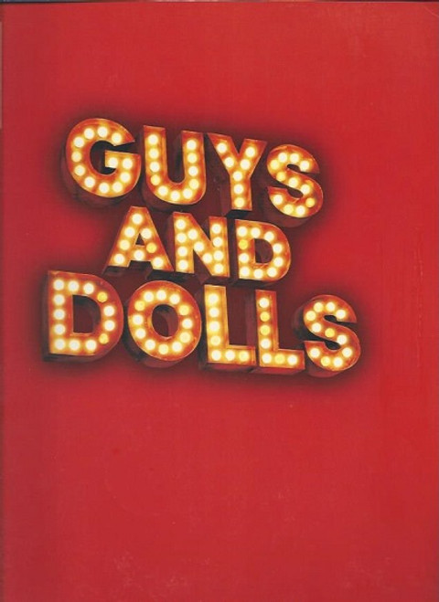 Guys and Dolls (2008) Australian Tour - Guys and Dolls is a musical with music and lyrics by Frank Loesser and book by Jo Swerling and Abe Burrows.
