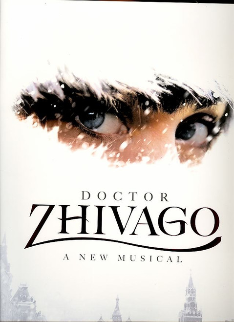 Doctor Zhivago (Musical), Anthony Warlow, Lucy Maunder, Taneel Van Zyl, Peter Carroll, 2011 Australian Production