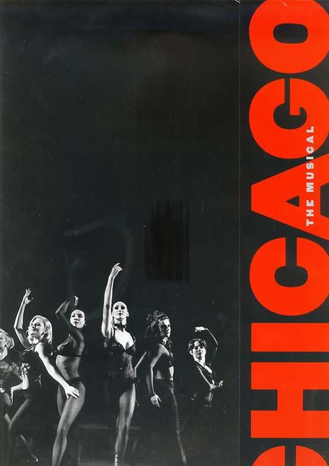 Chicago (Musical), Caroline O'Connor, John Diedrich, Caroline Gillmer, Anthony Weigh, 1998 (Melbourne) Australian Production