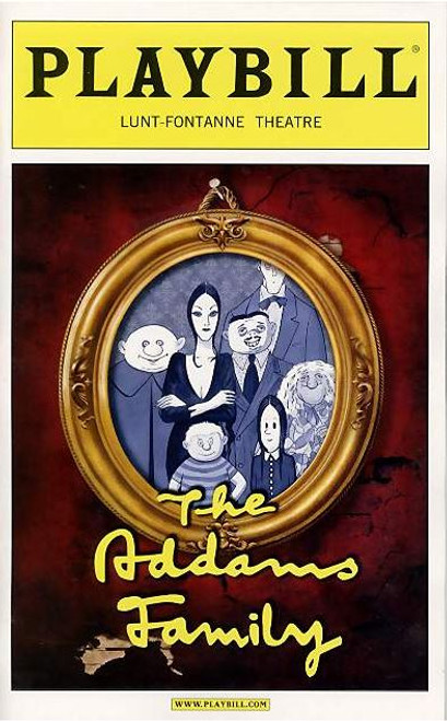 The show is based upon The Addams Family characters created by Charles Addams in his single-panel gag cartoons, which depict a ghoulish American family with an affinity for all things macabre.