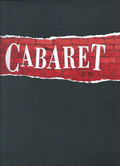 Cabaret is a musical with a book by Joe Masteroff, music by John Kander and lyrics by Fred Ebb. The 1966 Broadway production became a hit and spawned a 1972 film as well as numerous subsequent productions