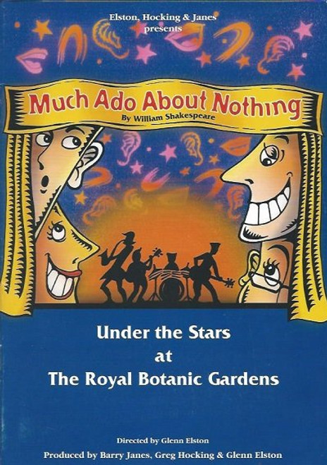 Much Ado About Nothing - 3