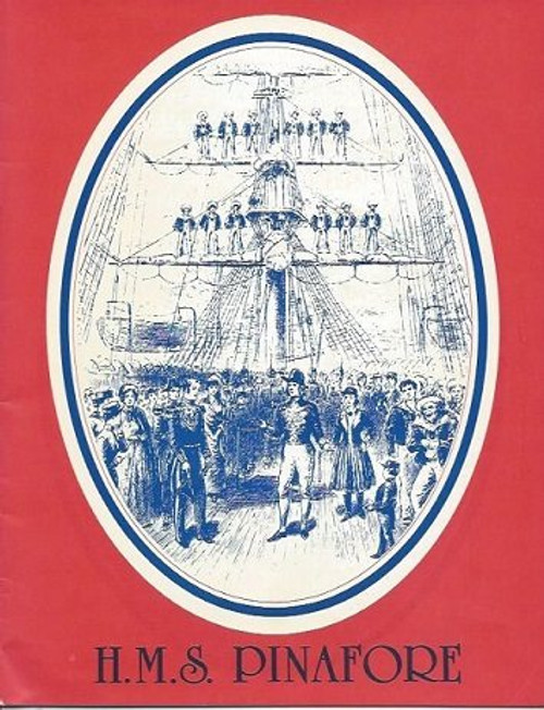 H.M.S. Pinafore; or, The Lass That Loved a Sailor is a comic opera in two acts, with music by Arthur Sullivan and a libretto by W. S. Gilbert. It opened at the Opera Comique in London, on 25 May 1878 and ran for 571performances, which was the second-longest run of any musical theatre piece up to that time.