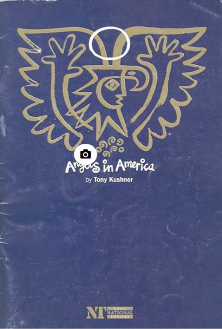 Angels In America 1992 London Program