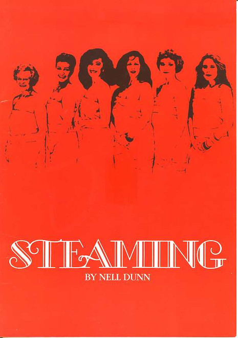 Steaming (Play) Gwen Plumb, 1990 Melbourne Australian Production, Steaming is a 1981 play written by English playwright Nell Dunn first staged at Theatre Royal, Stratford, in London.