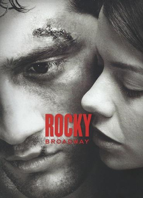 Rocky on Broadway ( Souvenir Brochure 2014) Andy Karl, Margo Seibert, Terence Archie, Rocky the musical is based on the Academy Award-winning film of the same name, which starred Sylvester Stallone in the title role
