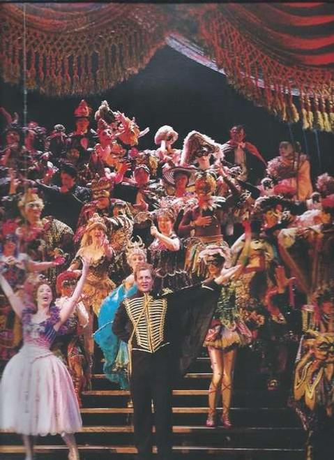 Phantom of the Opera, Broadway Souvenir Brochure 2016, James Barbour - Ali Ewoldt - Jordan Donica