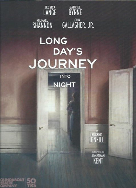 Long Days Journey into Night (2015) By Eugene O'Neill – Broadway Revival, American Airlines Theatre - Tony Voter Folder with A4 Pull out High Quality color Plates