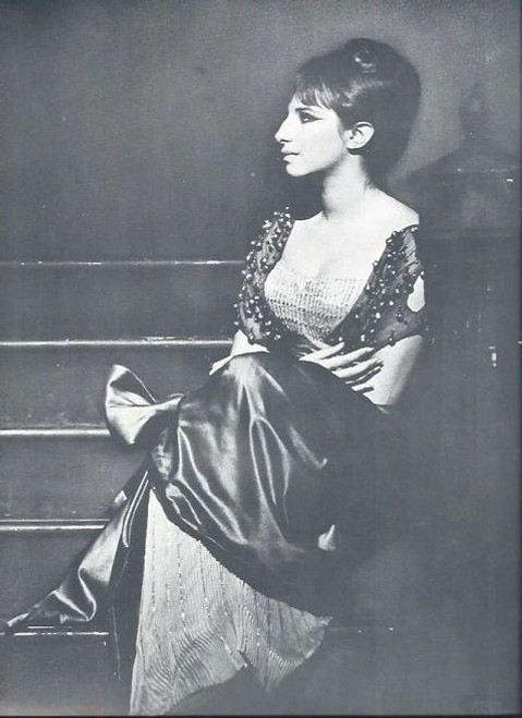 Funny Girl (Musical), Barbra Streisand, Johnny Desmond, Broadway Wintergarden Theatre