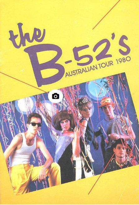 The B-52's (The B-52s since 2008) are an American New Wave band, formed in Athens, Georgia in 1976.