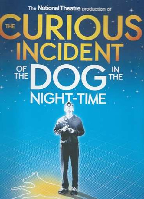 The Curious Incident of the Dog in the Night Time, National Theatre Production Broadway, Alex Sharp – Souvenir Brochure 2014 - 2015