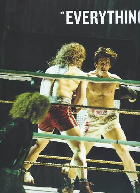 Rocky on Broadway ( Souvenir Brochure 2014), Andy Karl, Margo Seibert, Terence Archie, Rocky the musical is based on the Academy Award-winning film of the same name, which starred Sylvester Stallone in the title role