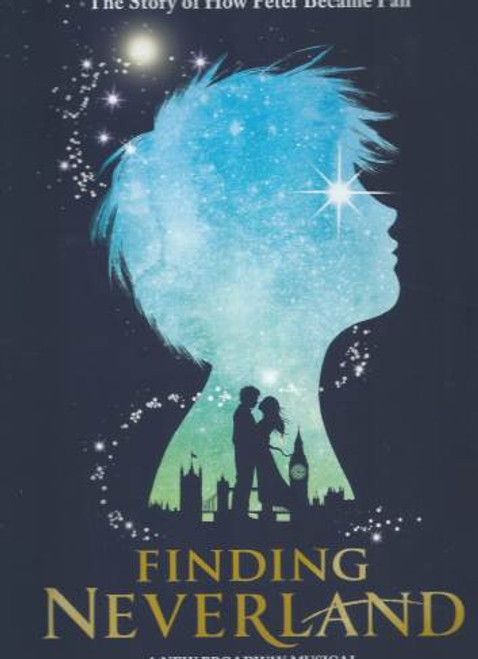 Finding Neverland 2014 Broadway, Souvenir Brochure Matthew Morrison - Laura Michelle Kelly, Finding Neverland is an original musical with music and lyrics by Gary Barlow and Eliot Kennedy and a book by James Graham. Inspired by the 2004 film Finding Neverland