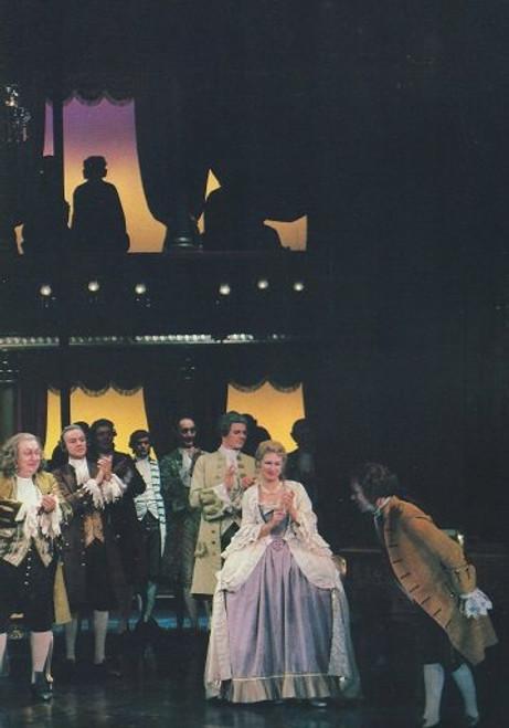 Amadeus on Broadway 1981 OBC, Ian McKellen, Tim Curry,  Jane Seymour, Amadeus