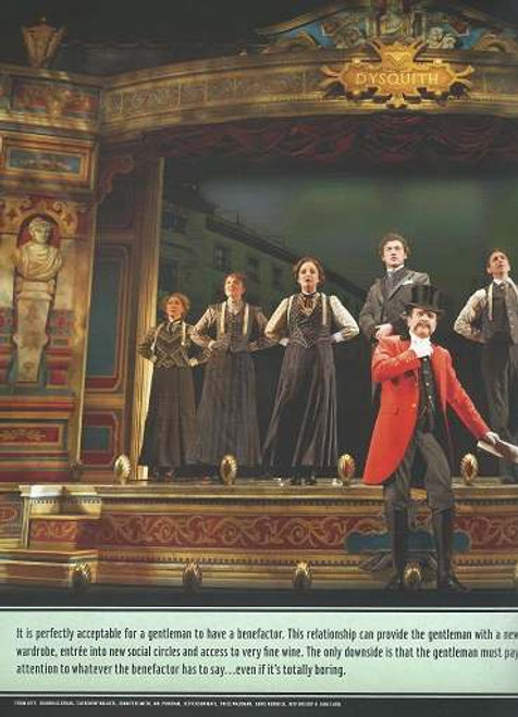 A Gentleman's Guide to Love and Murder, Broadway Souvenir Brochure, Including two extra review pages for Tony Voters Jefferson Mays, Bryce Pinkham, Lisa O'Hare, Lauren Worsham