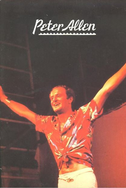 Peter Allen on Tour 1980 Allen's one-man spectacular Up in One played in New York and Los Angeles and toured Australia for Pat Condon, Garry Van Egmond and Kenn Brodziak – the visit that inspired 'I Still Call Australia Home'.