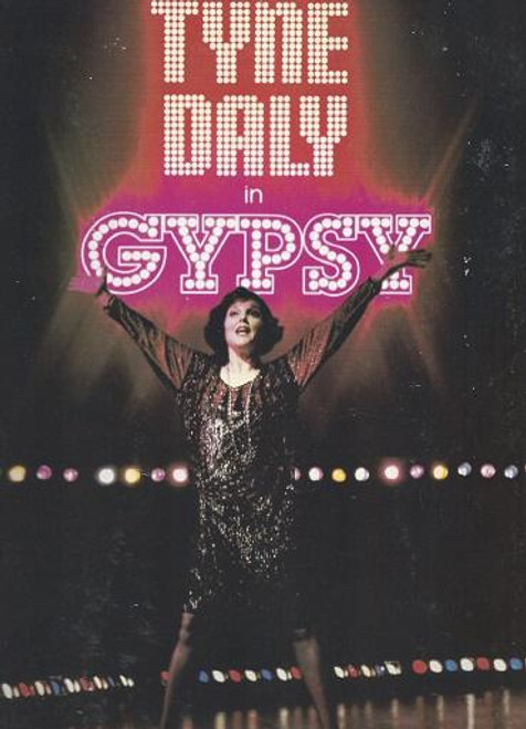 Gypsy Tyne Daly 1989 Revival, Broadway Directed by Arthur Laurents, Gypsy is a musical with music by Jule Styne, lyrics by Stephen Sondheim, and a book by Arthur Laurents. Gypsy is loosely based on the 1957 memoirs of Gypsy Rose Lee