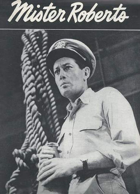 Mister Roberts Todd Andrews, by Thomas Heggen and Joshua Logan, The novel began as a collection of short stories about Heggen's experiences aboard the USS Virgo (AKA-20) in the South Pacific during World War II