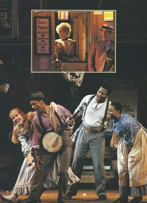Show Boat The Musical, 1994 Broadway Revival, Show Boat is a musical in two acts with music by Jerome Kern and book and lyrics by Oscar Hammerstein II