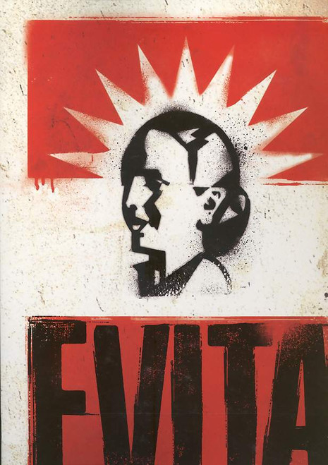 Evita (Musical), Ricky Martin, Elena Roger, Max Von Essen, Michael Cerveris, 2012 Broadway Revival Marquis Theatre