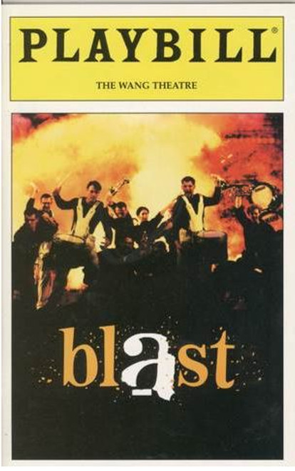 Blast!  is a Broadway production created by James Mason and Cook Group Incorporated, the director and organization formerly operating the Star of Indiana Drum and Bugle Corps.
