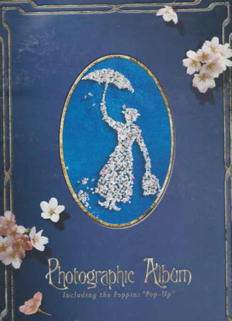"Mary Poppins (Musical) Broadway 2006 - 2013, Photographic Album with Poppins ""Pop-Up"""