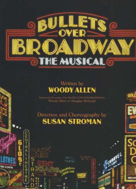 Bullets Over Broadway (Musical) Broadway 2014, Zach Braff - Nick Cordero - Marin Mazzie