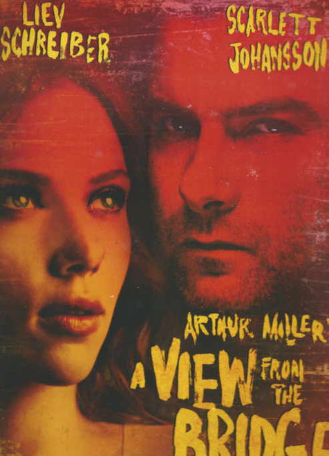A View from the Bridge (Play) Broadway 2010 Revival, Price Drop from $79.95 to $59.95, Liev Schreiber - Scarlett Johansson - Jessica Hecht