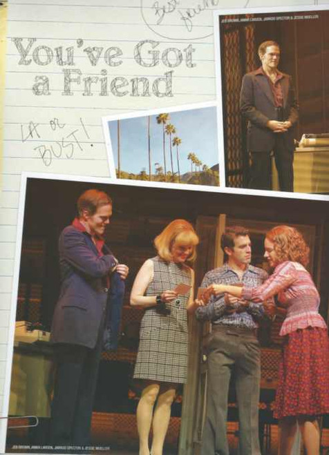 Beautiful (Musical) Broadway 2014, The Carole King Musical - Jessie Mueller, Beautiful Souvenir Program, Beautiful Show Program