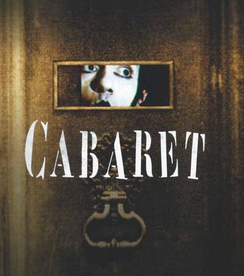 Cabaret (Musical) 2014 Roundabout Revival at Studio 54, Alan Cumming, Michelle Williams, Linda Emond, Danny Burstein, Cabaret Souvenir Brochure, Cabaret Show Program, Broadway Musicals