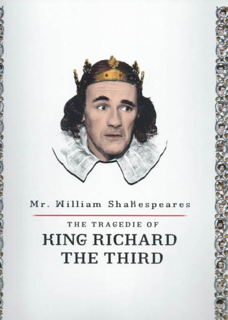 Twelfe Night & King Richard the Third Broadway 2013 - 2014, Samuel Barnett - Stephen Fry - Mark Rylance, souvenir programs, broadway show programs