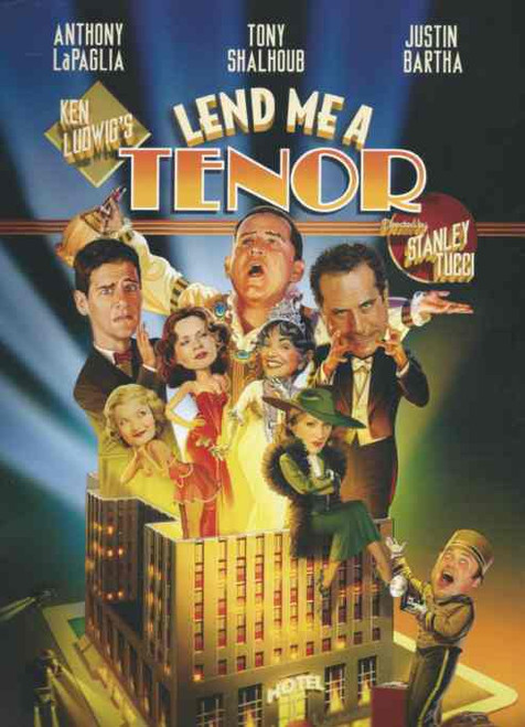 Lend Me A Tenor is a musical with music by Brad Carroll and book and Lyrics by Peter Sham. The musical is based on the 1986 play of the same name by Ken Ludwig