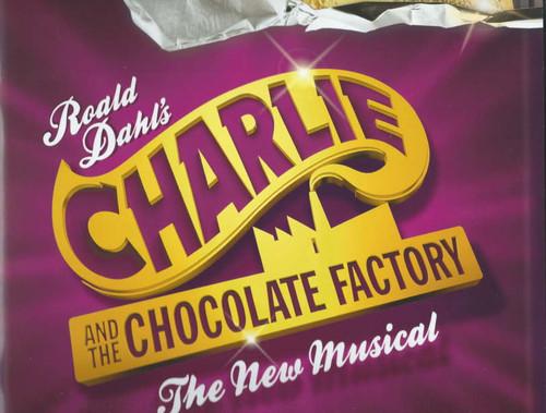 Charlie and the Chocolate Factory (Musical), Douglas Hodge, Nigel Planer, Clive Carter, Souvenir Brochure 2014 London Production (Original Cast)