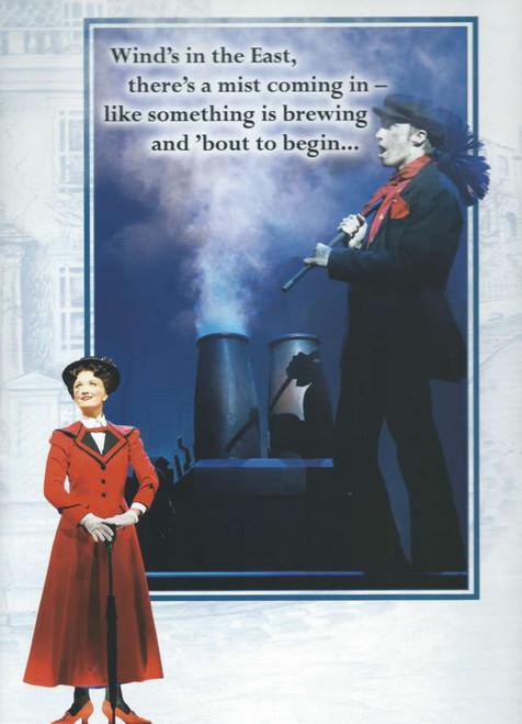 Mary Poppins (Musical), Gavin Greer Featured Souvenir Brochure 2008 London