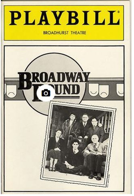 Broadway Bound  is a semi-autobiographical play by Neil Simon. It is the last chapter in his Eugene trilogy, following Brighton Beach Memoirs and Biloxi Blues.