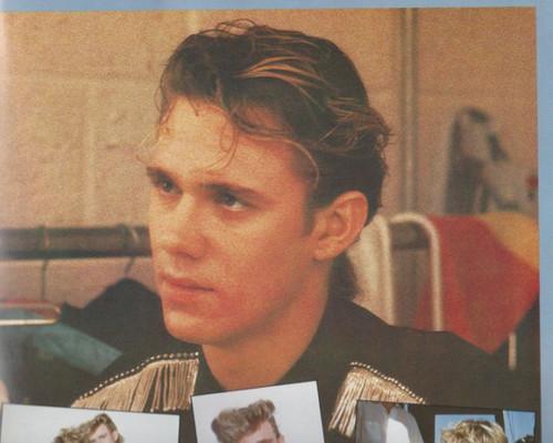 Culture Club (Concert) A Kiss Across the Ocean Tour 1984, Souvenir Brochure - Boy George, Mikey Craig, Jon Moss, Roy Hay - with One Original Ticket