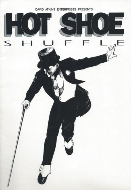 Hot Shoe Shuffle (Musical/Dance) Her Majesty's Theatre Melbourne, Souvenir Brochure - David Atkins, Rhonda Burchmore, Jack Webster