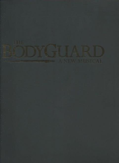 The Bodyguardby Alexander Dinelaris (Musical) Heather Headley, Lloyd Owen Souvenir Brochure - Adelphi Theatre London